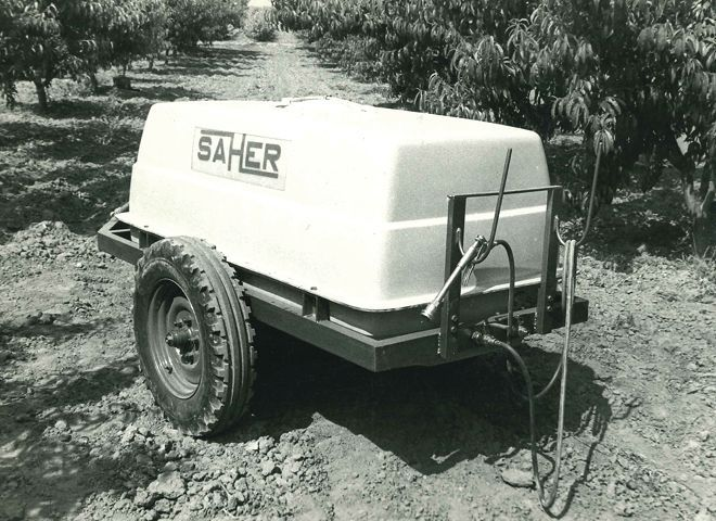 Agricultural Machinery SAHER