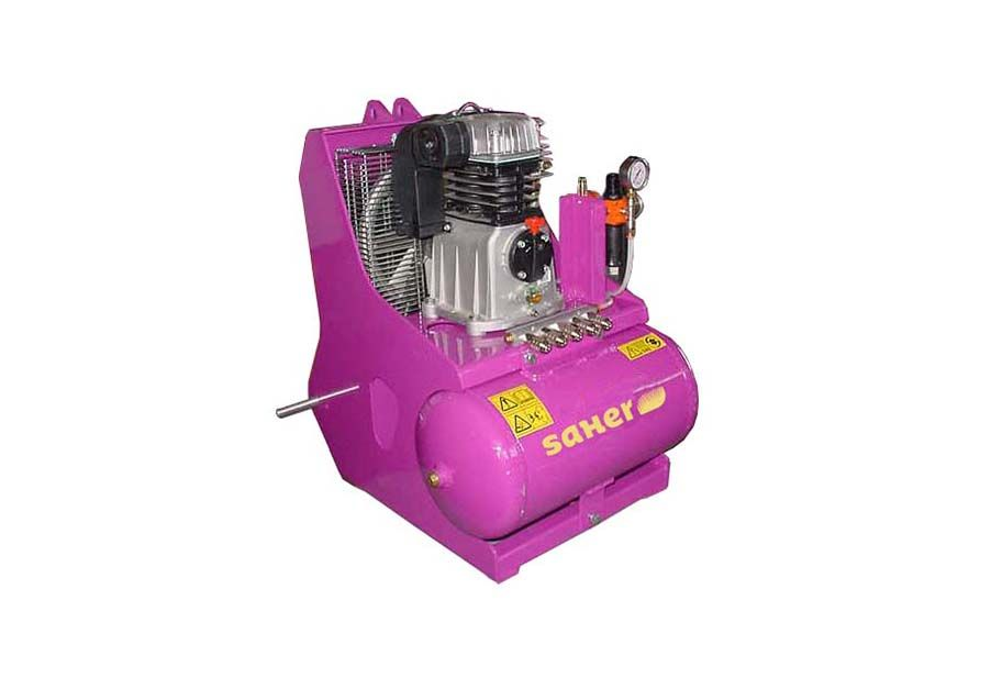 Liftmounted Continuous Compressor