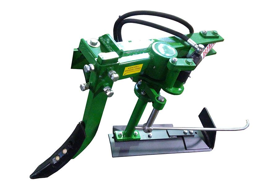 Automatic Digger with Hydraulic Arm